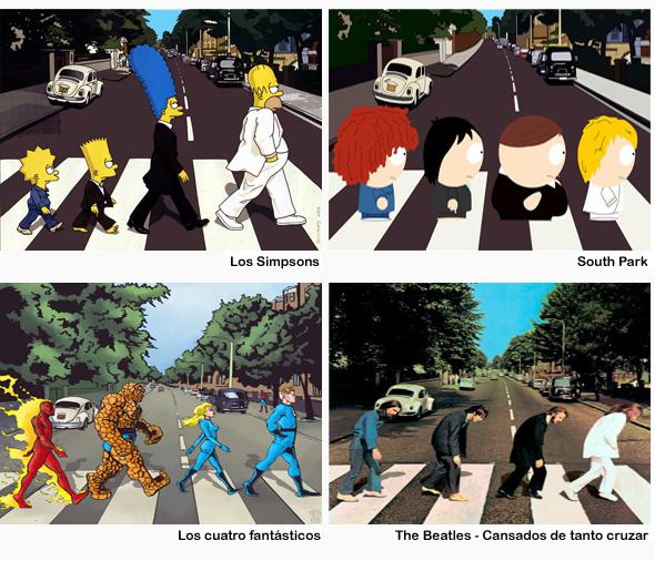 El cruce de Abbey Road es mundialmente conocido, todos los que lo hemos visitado queremos una foto allí mismo, en el mismo lugar, cruzando ... sentir la historia, cada paso que dieron los mismísimos Beatles. abbey road - 11756426455 1804db2961 o - Abbey Road de Londres, el paso de peatones más famoso