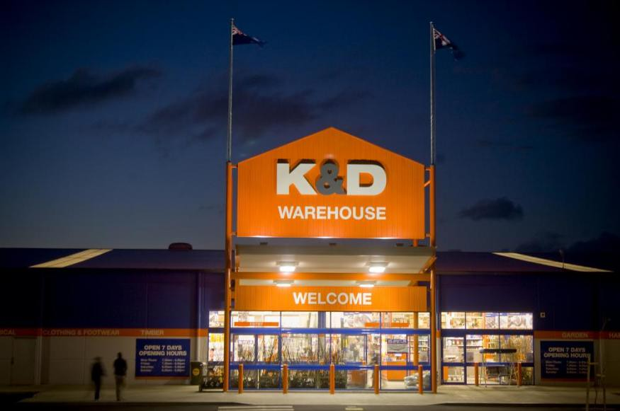 Tasmanian hardware chain K&D are looking for new owners for the business