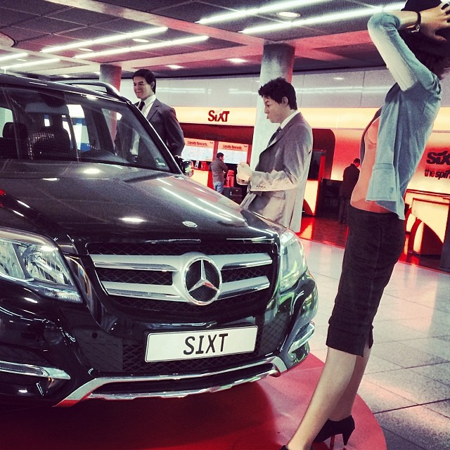 Sixt Car Rental Alianz