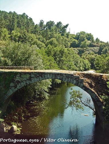 Ponte Medieval de Trancozelos - Portugal
