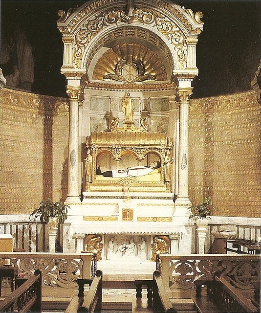 chapel of the reliquary