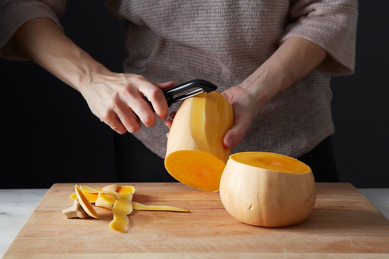 How to Prep Butternut Squash on Food52
