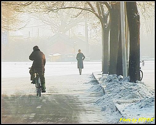 承德 街景 - 032 (普寧寺(大佛寺)與普佑寺旁的街景)