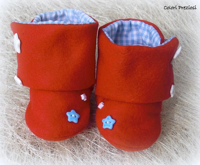 Stivaletti per neonato