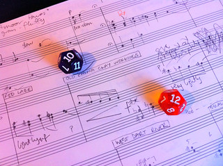 Composing with 12-sided dice