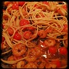 Add the #Spaghetti (whole wheat)