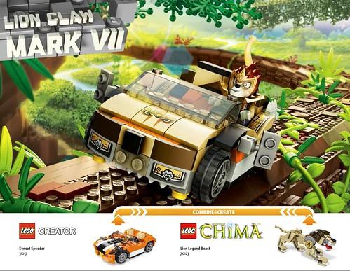 Lion Claw Mark VII