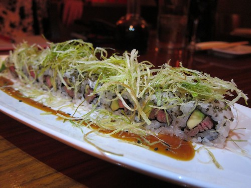 Pitchfork Roll at Uchi