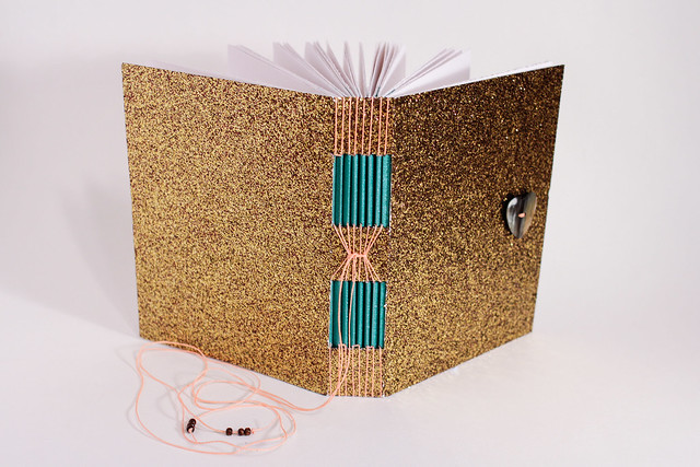 handmade book-