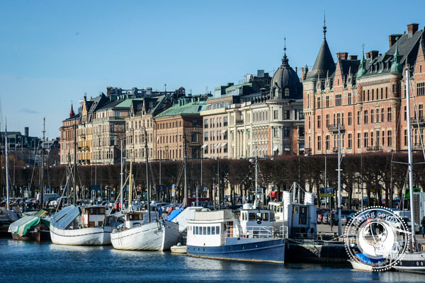 The Streets of Stockholm - A photo gallery of one of Europe's most beautiful cities - Stockholm Boats