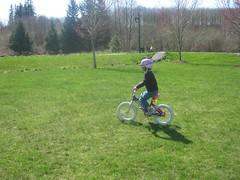 Claire Rides