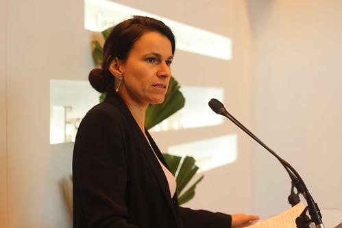 Aurélie Filippetti - Salon du Livre 2014