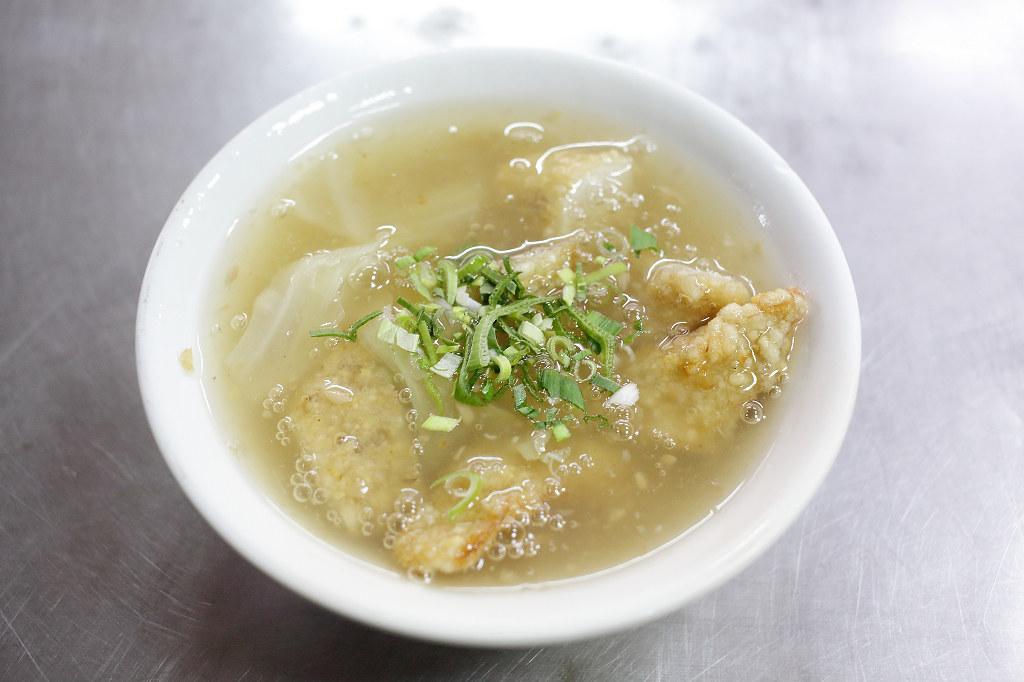 20140109大同-民樂街紅燒土魠魚羹 (7)