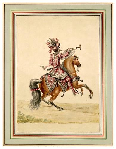 005-Carrousel des galans Maures de Grenade…1685- Jean Berain- INHA