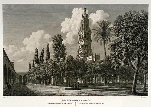 009-Voyage pittoresque et historique de l'Espagne  par Alexandre de Laborde Vol 3-part1-BNE