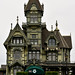 Carson Mansion by Flying Robin Photography