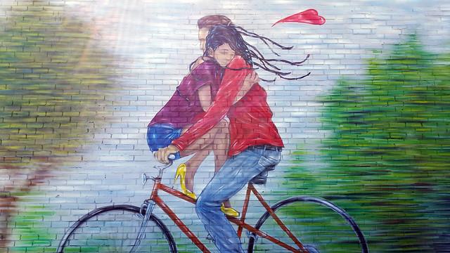 Love on a Bike