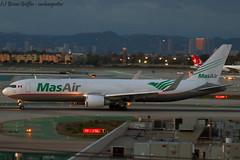 N420LA   LATAM Cargo Mexico   Boeing 767-316F(ER)(WL)   KLAX   20170226