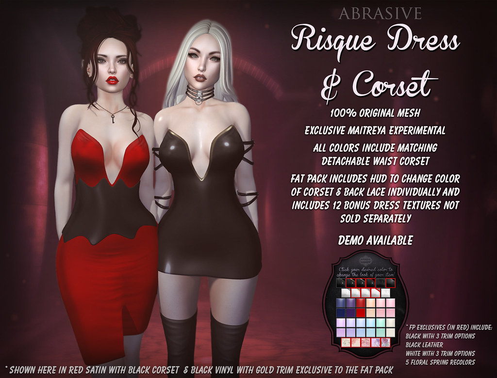 abrasive @ The Whore Couture Fair 7 - SecondLifeHub.com