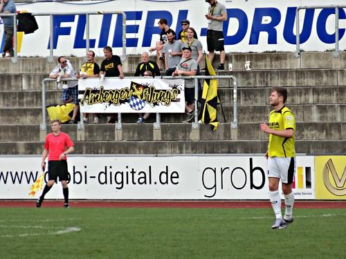 Stadion am Schanzl, Amberg