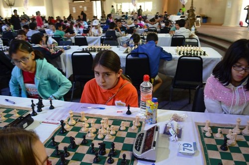 2017 - Nacional Abierto - Ronda 5 Infantiles y Juveniles