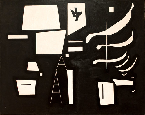 Vasily Kandinsky, White - Soft and Hard, 1932
