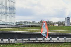 Windy Day | Kaunas #112/365