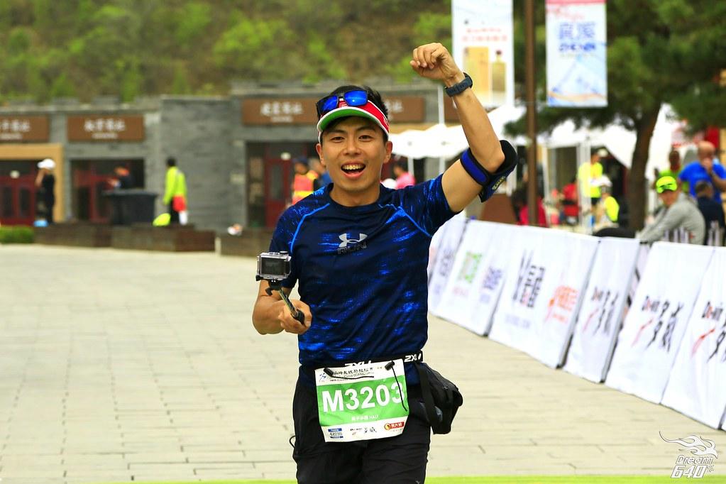 北京金山嶺長城馬拉松-001