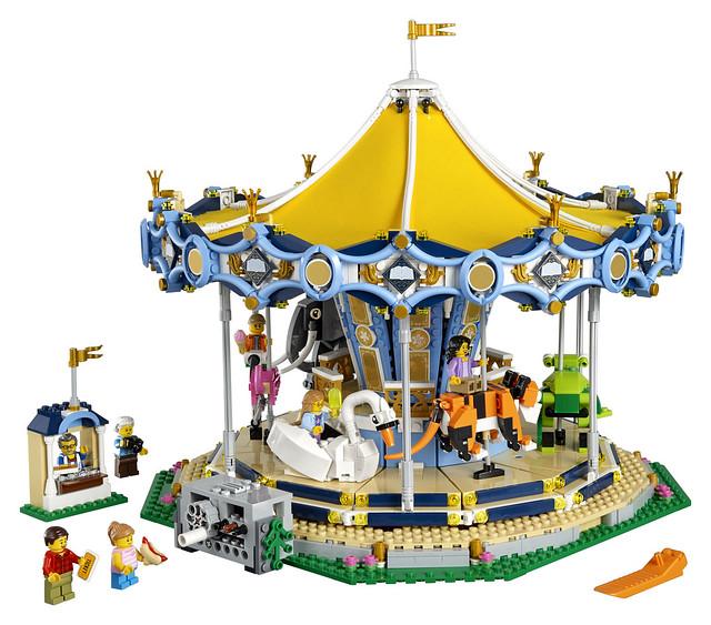 Lego Creator 10257 Carousel 2