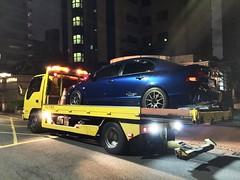 Project Smurf 未老先衰,進入老車人生。