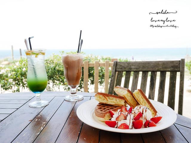 三芝淺水灣峇里島風浪漫海邊咖啡館餐廳推薦villa sugar