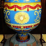 Model of the Montgolfier Brothers' Balloon