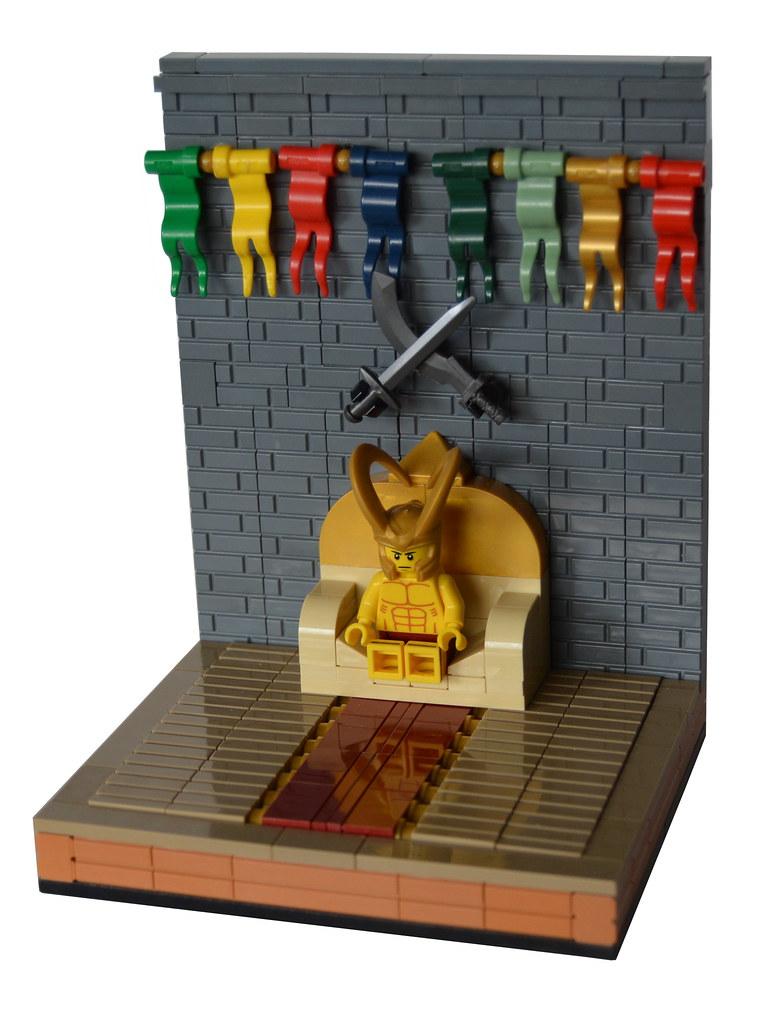 GoH The Desert King Ark Mora Raa
