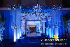 Reception Decoration in Pondicherry
