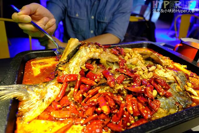 水貨 炭火烤魚 (17)