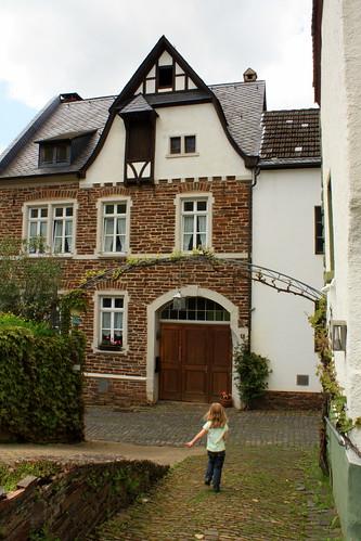 oude huizen