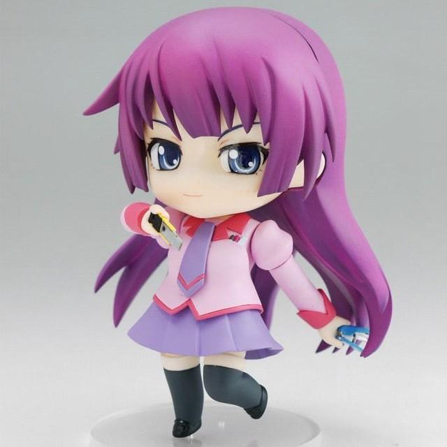 Bakemonogatari Nendoroid Premium Item Box Senjogahara Hitagi