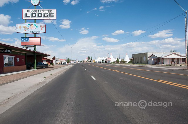 Route 66: Holbrook
