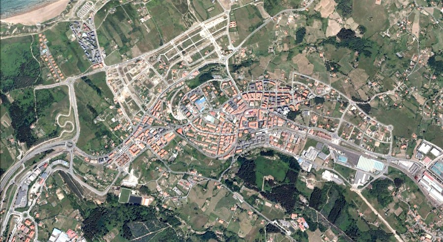 Moreaga, Bizkaia, Vizcaya, Euskadi, País Vasco, después, urbanismo, planeamiento, urbano, desastre, urbanístico, construcción