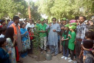 karachi zoo conducted world environment day on 5th june 2013 photo by sajjad (31)