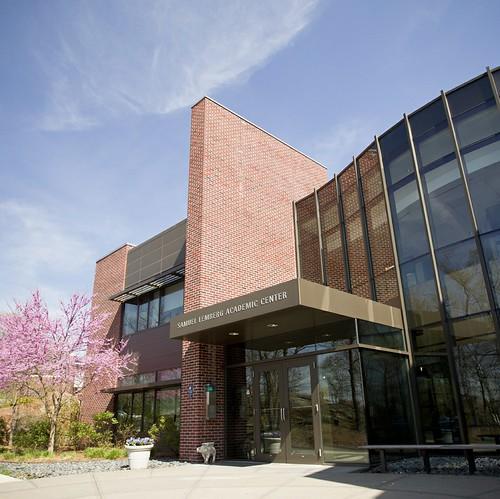 Brandeis IBS building