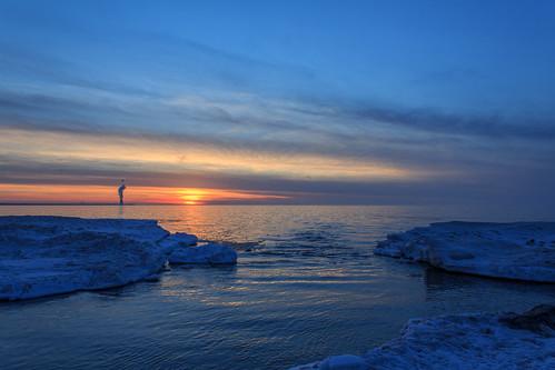 sunset plant power nuclear sriba selkirkshoresstatepark