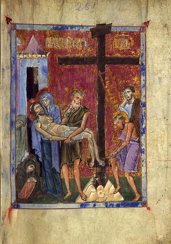 009-Descendimiento de la Cruz y Santo Entierro-W.539.125R-Walters Art Museum