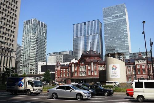 Tokyo / Marunouchi & Tokyo station