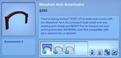 MaxxArch Arch Accentuator