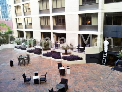 The Pullman Hotel 05 - Exterior Facade Back