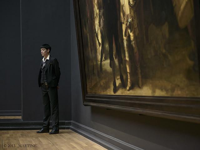 Night Watch @ The Rijksmuseum Amsterdam