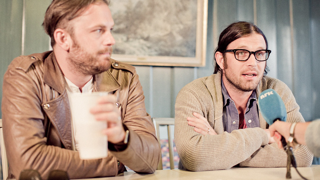 Kings of Leon, Hovefestivalen 2013
