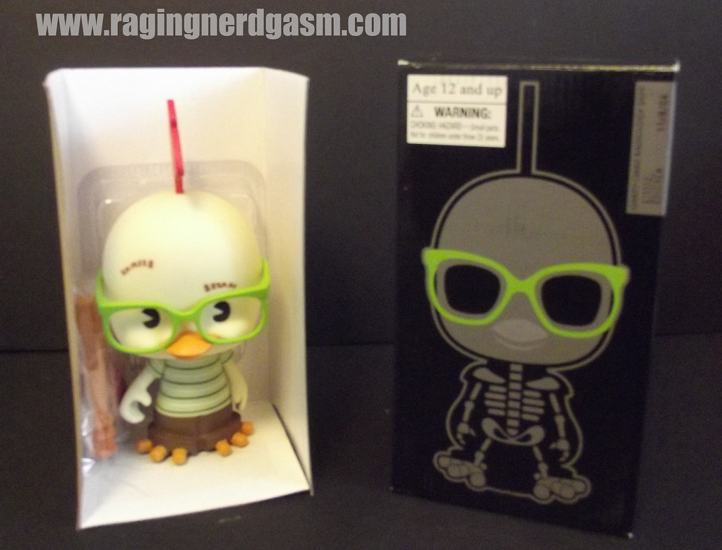 Disney's chicken little vinyl toy (5)
