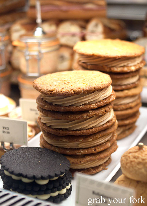 better nutter cookies at bouchon bakery beverly hills la los angeles